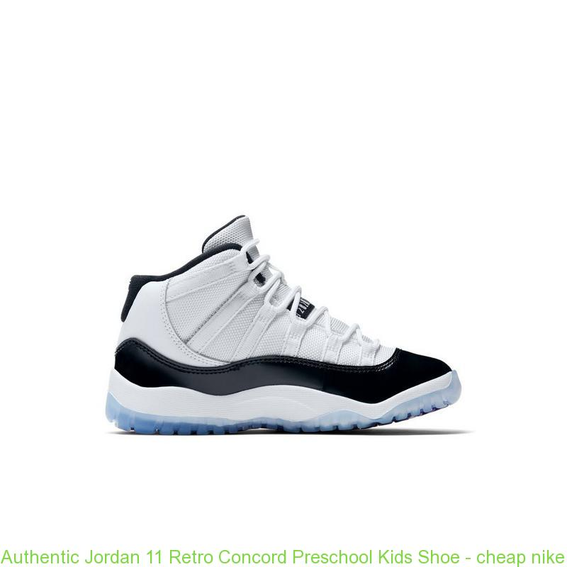 b51b08f94e45 Authentic Jordan 11 Retro Concord Preschool Kids Shoe – cheap nike ...