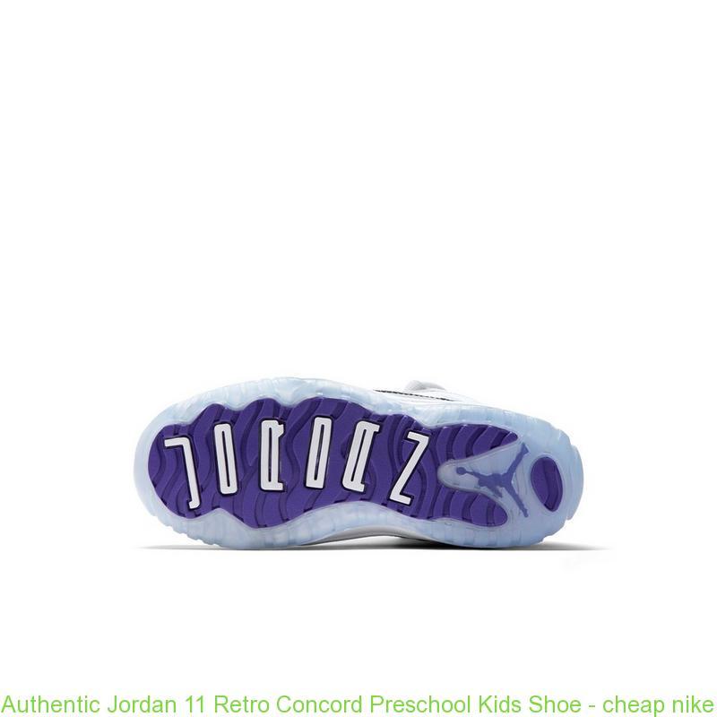 finest selection db3b6 4f6c8 Authentic Jordan 11 Retro Concord Preschool Kids Shoe - cheap nike tn shoes  wholesale - R0354