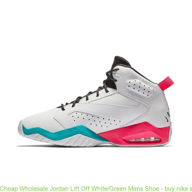 21614c9d37 Cheap Wholesale Jordan Lift Off White/Green Mens Shoe – buy nike ...