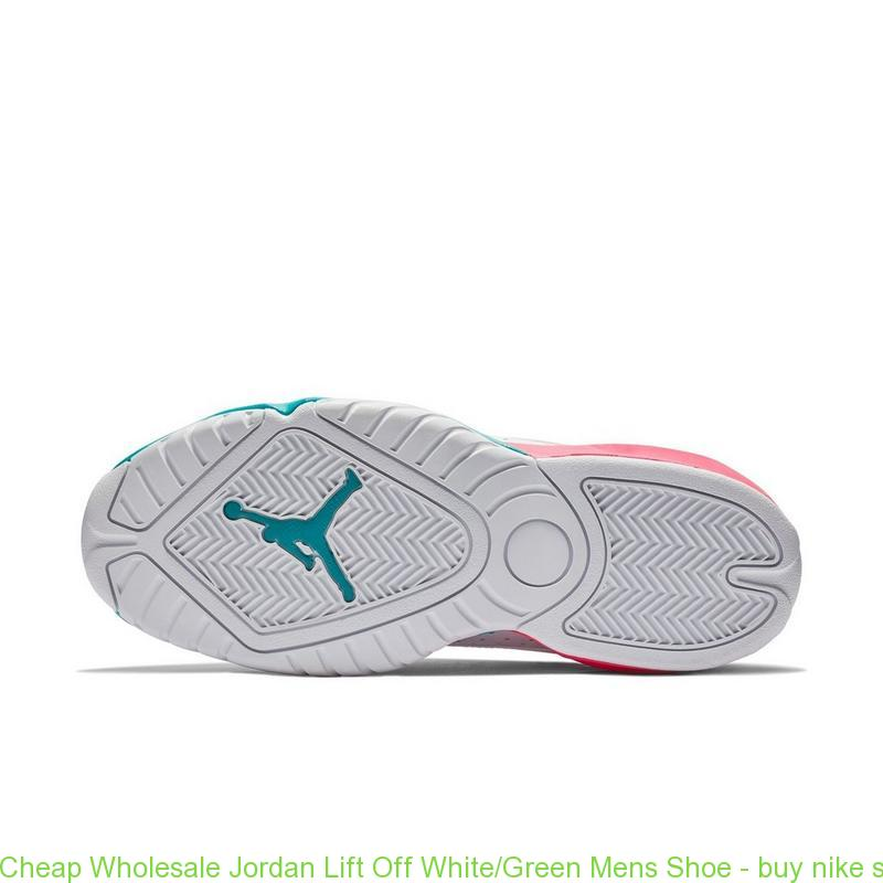 10346ea1e4a Cheap Wholesale Jordan Lift Off White Green Mens Shoe – buy nike ...