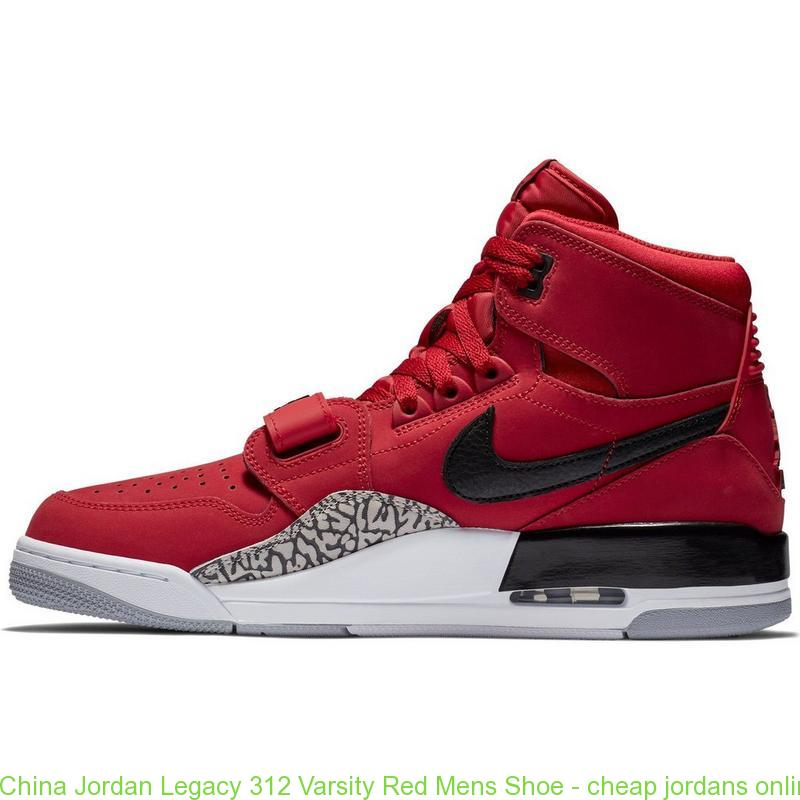 0b48e6a1e41c China Jordan Legacy 312 Varsity Red Mens Shoe – cheap jordans online ...