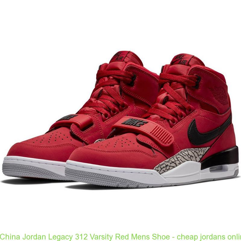 38bcd47dd9f China Jordan Legacy 312 Varsity Red Mens Shoe – cheap jordans online ...