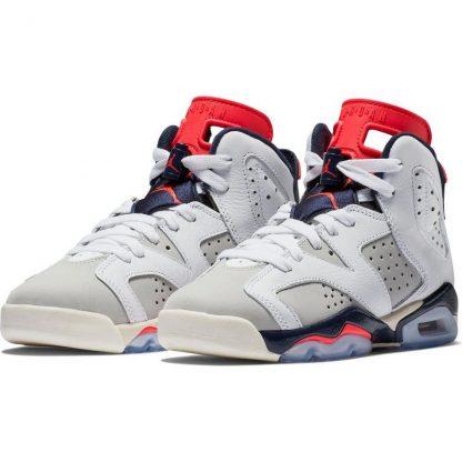 size 40 8bb8b e8256 For Sale Jordan 6 Retro Tinker Hatfield Grade School Kids Shoe - cheap  jordans mens size 8 - R0359