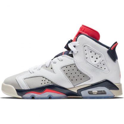 For Sale Jordan 6 Retro Tinker Hatfield Grade School Kids Shoe cheap jordans mens size 8 R0359