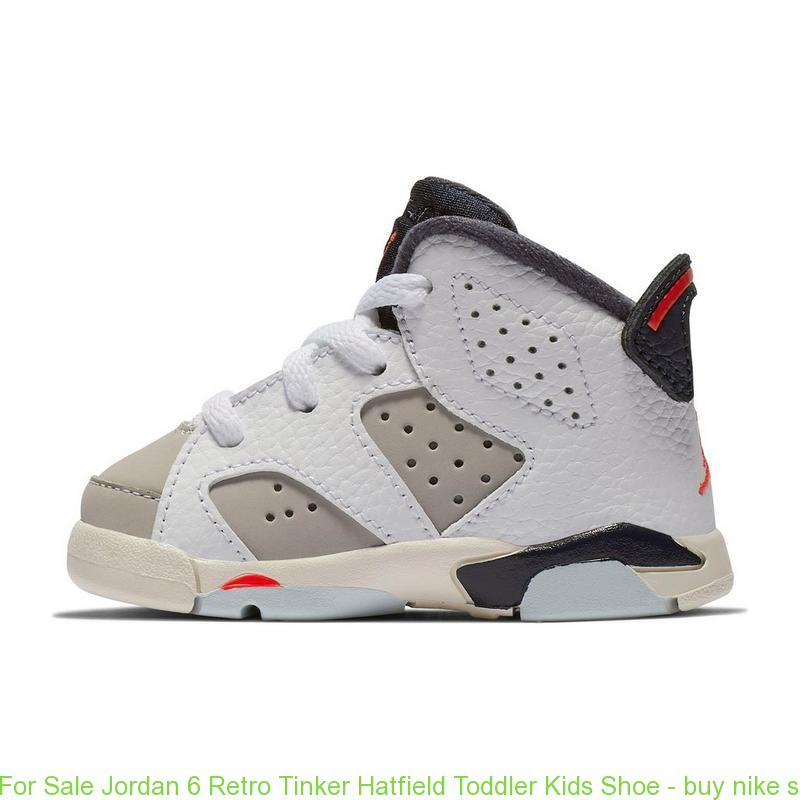 For Sale Jordan 6 Retro Tinker Hatfield Toddler Kids Shoe – buy nike ... 180cba988c1f